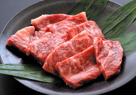 若狭牛ロース【焼肉用】